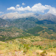 Taurus mountains - Stockfoto