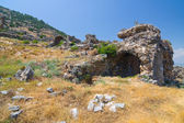 Anamurion near Anamur, Turkey — Stock Photo