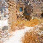 Kritinia castle, Rhodes island, Greece — Stock Photo #18155147