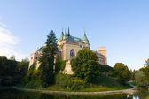 Castillo de bojnice, eslovaquia — Foto de Stock