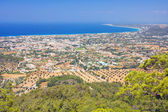 Angle view, Rhodes, Greece — Stock Photo