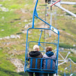 Ski lift — Stock Photo #20236123