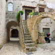 Stock Photo: Trogir, town in Croatia