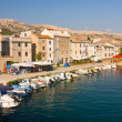 Pag, paysages en Croatie — Photo