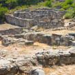 Stock Photo: Kamiros, Ancient ruins, Rhodes