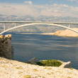 Bridge, Pag Island, Croatia  — Stock Photo