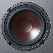 Sound speaker — Stock Photo