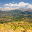 Taurus mountains — Stock Photo