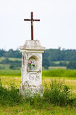 Wayside shrine — Stock Photo