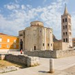 Church of st. Donat, a monumental building from the 9th century in Zadar, Croatia — Stock Photo #22946322