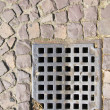 Foto Stock: Sewer grate
