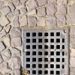 Sewer grate — Stockfoto #23743303