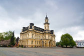 Neo-renaissance Town Hall in Nowy Sacz, Poland — Stock Photo