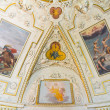 Fresco in Senat, Prague — ストック写真