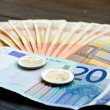 Euro, money — Stock Photo