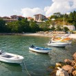 Stock Photo: Beach on Black Sein Bulgaria, Nesebar