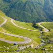 Stock Photo: Transfagarasmountain road, RomaniCarpathians