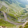 Stock Photo: Transfagarasan mountain road, Romanian Carpathians