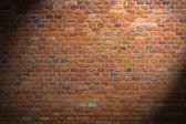 Vieux mur de briques — Photo