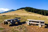 Mountain landscape, Tatry, Poland — Stock Photo