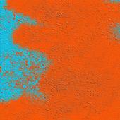 Grunge orange background — Stock Photo