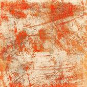 Brown and orange grunge texture — Stock Photo
