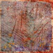 гранж-фон акварель, красочные иллюстрации — Стоковое фото