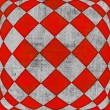 Checkered texture 3d background. — Stock Photo #40144561
