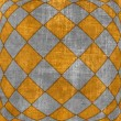 Checkered texture 3d background. — Stock Photo