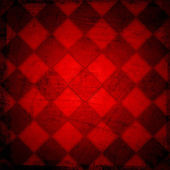 Grunge checkered background — Stock Photo