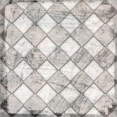 Grunge checkered background — Stockfoto