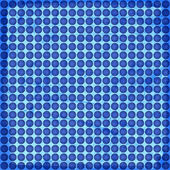 Colored circle seamless pattern — Stock Photo