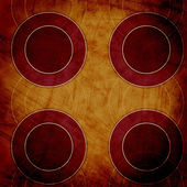 Circles pattern background — Stock Photo