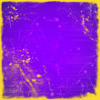 Stock Photo: Violet scratched vintage background