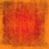 Oranje grunge achtergrond — Stockfoto