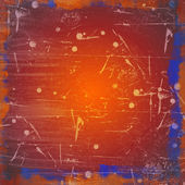 Nieczysty pomarańczowy tło — Zdjęcie stockowe