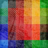 Renkli çizilmiş antika arka plan — Stok fotoğraf