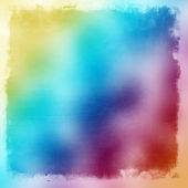 Colorful rainbow bokeh background — Stock Photo