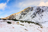 Hala Gasienicowa, winter landscape, High Tatra Mountains — ストック写真