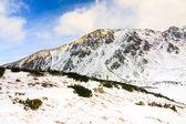Hala Gasienicowa, winter landscape, High Tatra Mountains — Stock Photo