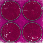 Grunge circles background  — Стоковое фото