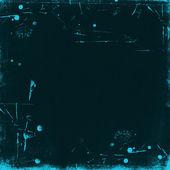 Abstrakt mörkblå bakgrund — Stockfoto