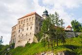 Castle Pieskowa Skala in National Ojcow Park, Poland — Stock Photo
