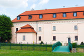Renaissance castle in Niepolomice, Poland — Stock Photo
