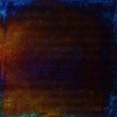 Fundo escuro cor abstrata — Fotografia Stock