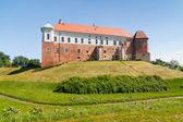 Castle in Sandomierz, Poland  — Stock Photo