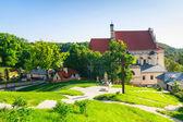 Kazimierz Dolny, Poland — Stock Photo