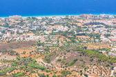 ロードス島、ギリシャの風景 — ストック写真