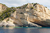 Keri caves on Zakynthos island, Greece  — ストック写真