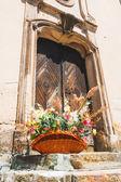 Eingang zur kirche — Stockfoto